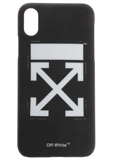 Off-White Black Arrows Iphone 8 Cover Black