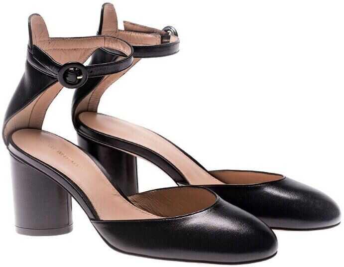 Stuart Weitzman Black Kara Sandals Black