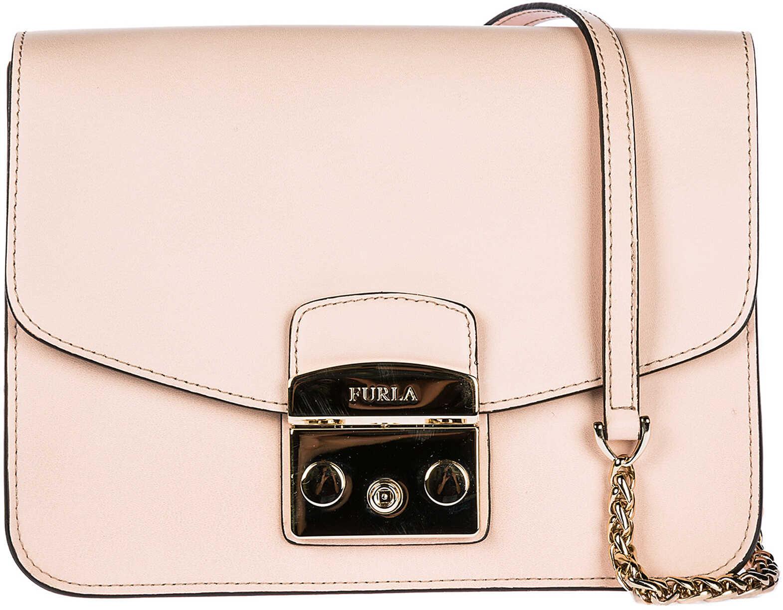Furla Bag Metropolis Pink