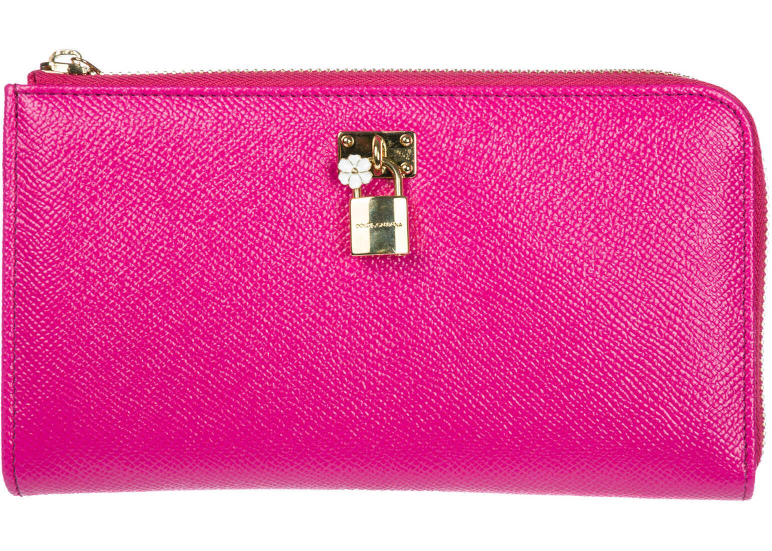 Dolce & Gabbana Card Bifold Pink