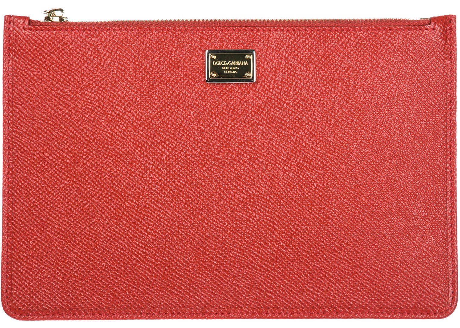Dolce & Gabbana In Pelle Red
