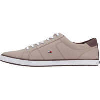 Tenisi & Adidasi Tommy Hilfiger Iconic Long Lace Sneaker Trainers In Beige Brown