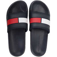 Slapi Tommy Hilfiger Flag Pool Slide In Navy Red White