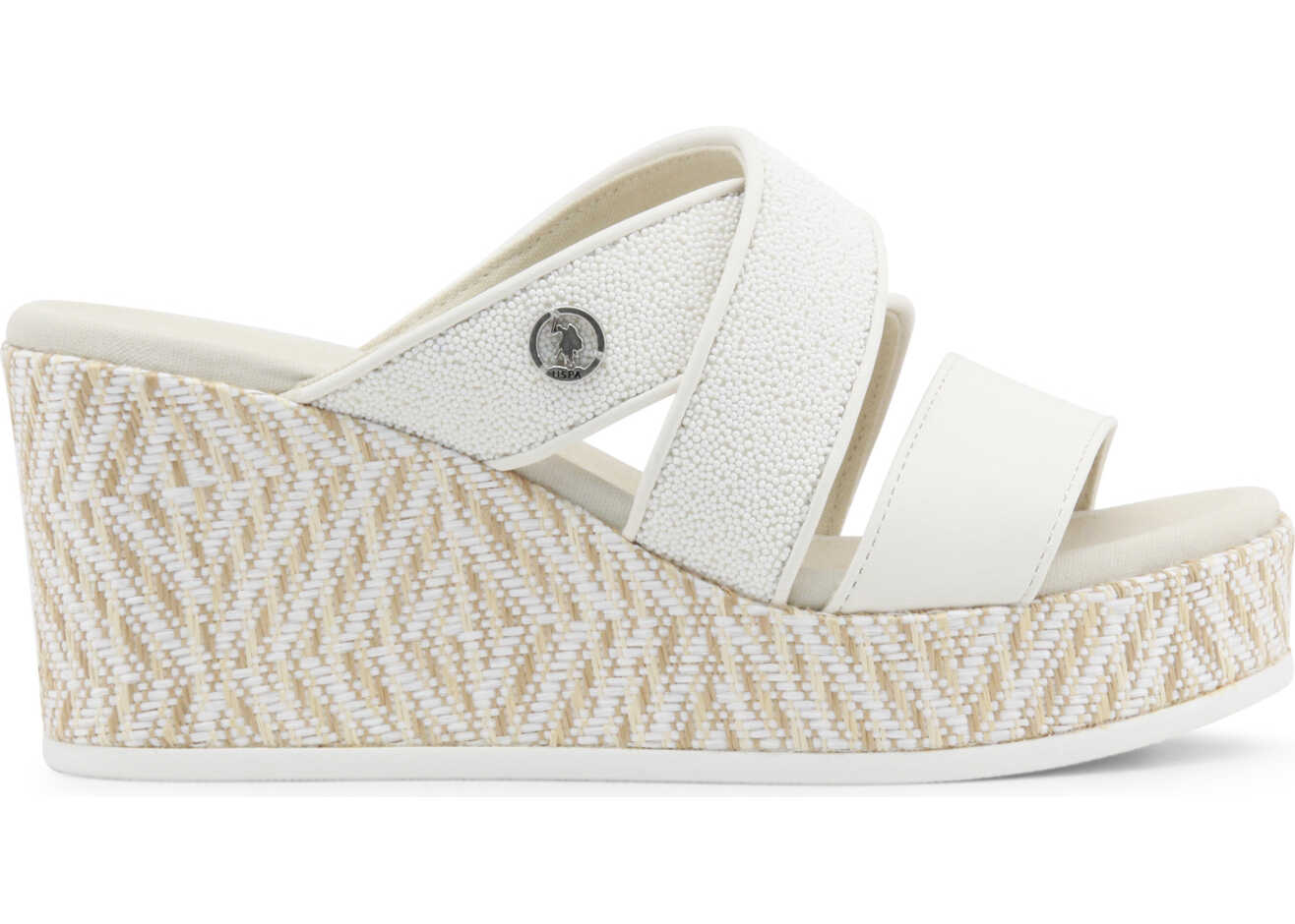 U.S. POLO ASSN. Donet4155S8_Y4 White