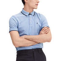 Tricouri Polo Paulos Polo Short Sleeve Men's Blue Polo Barbati