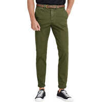 Pantaloni Cody Spencer Men's Olive Chinos Barbati