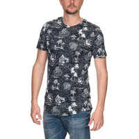 Tricouri Mirage Tee Men's Blue Short Sleeved T Shirt Barbati