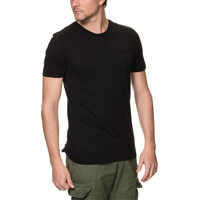Tricouri Wade Men's Black T Shirt Barbati