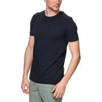 Tricouri Wade Men's Navy T Shirt Barbati