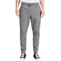 Pantaloni de Trening Casual Men's Light Grey Melange Sweat Pants Barbati