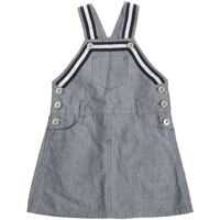 Salopete Blue Denim Dungarees Fete