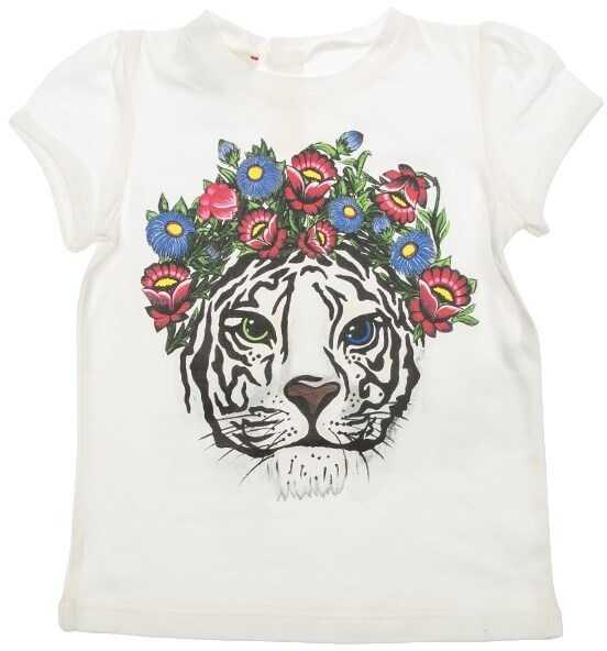Tricouri Baieti Gucci Crew Neck T-Shirt