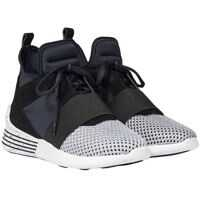 Tenisi & Adidasi KENDALL + KYLIE Black Blue And White Braydin Sneakers