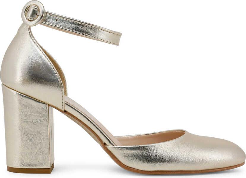 pe picioare la cumpărare ieftin cum să cumpere Sandale cu toc Made in Italia Insieme YELLOW Femei - Boutique Mall ...