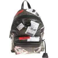 Rucsacuri Monogram Labels Print Backpack Barbati