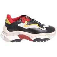 Tenisi & Adidasi ASH Black And Red Addict Sneakers