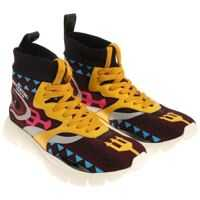 Sneakers Multicolor Heroes Tribes Sneakers Barbati
