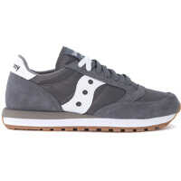 Tenisi & Adidasi Saucony Jazz Grey And White Suede And Nylon Sneaker