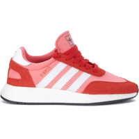 Tenisi & Adidasi Adidas Originals I-5923 Pink Mesh And Red Suede Sneaker
