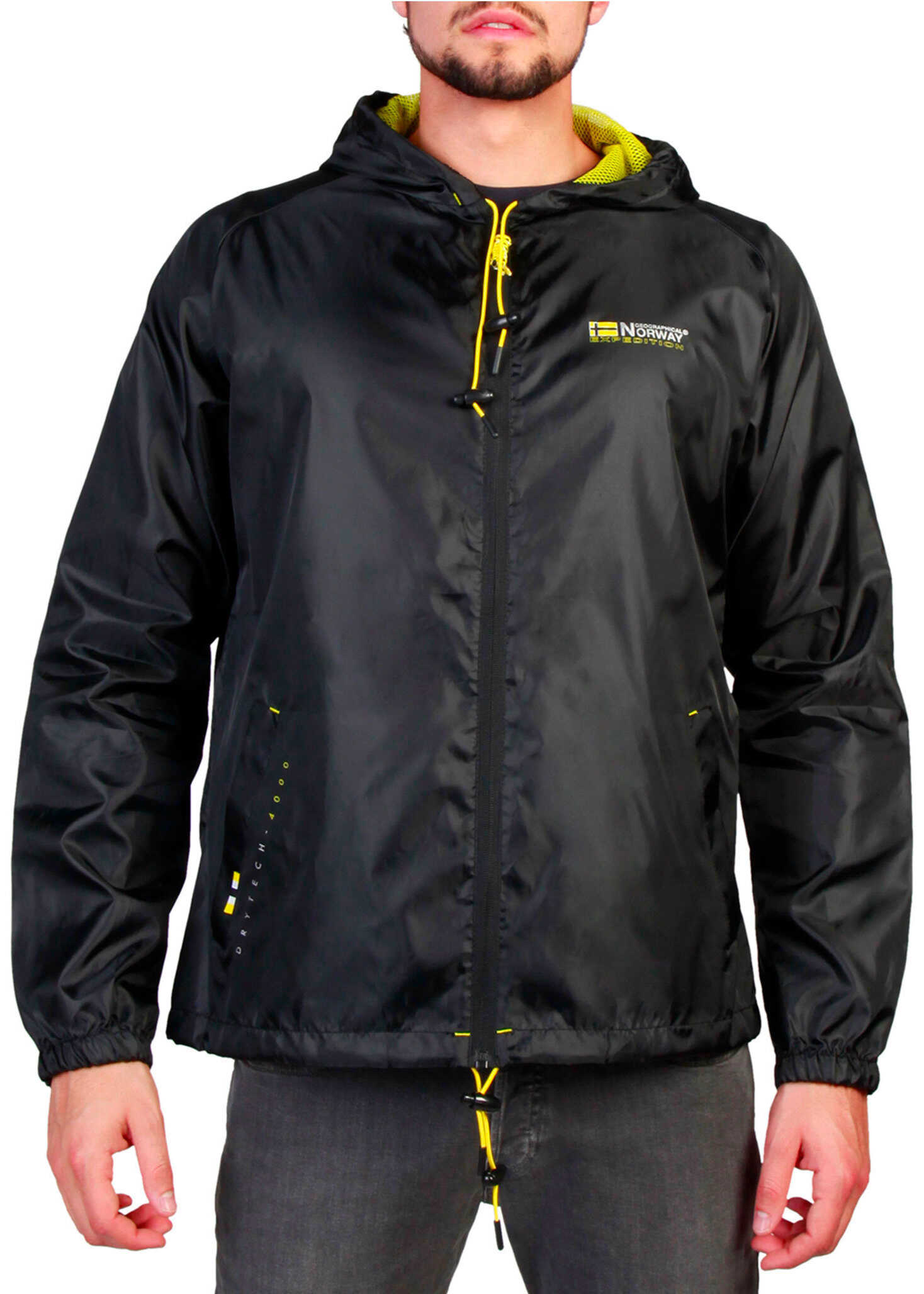 Geographical Norway Boat_Man Black