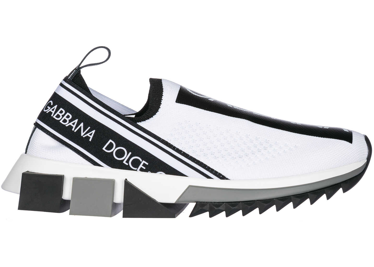 Dolce & Gabbana Sneakers Sorrento White
