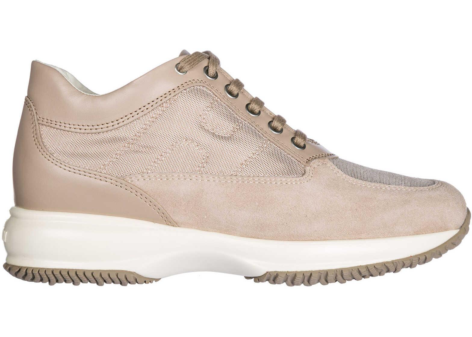 Hogan Sneakers Interactive Beige