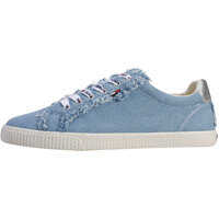 Tenisi & Adidasi Tommy Jeans Casual Sneaker Trainers In Denim* Femei