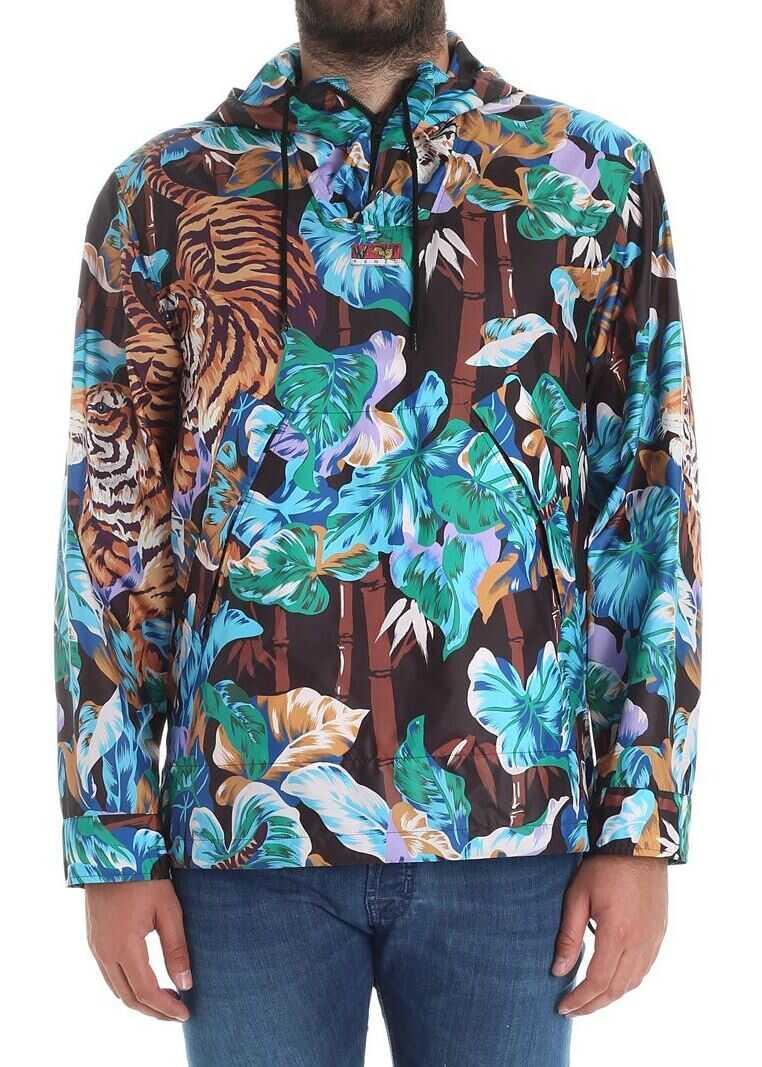 Tiger Hooded Jacket