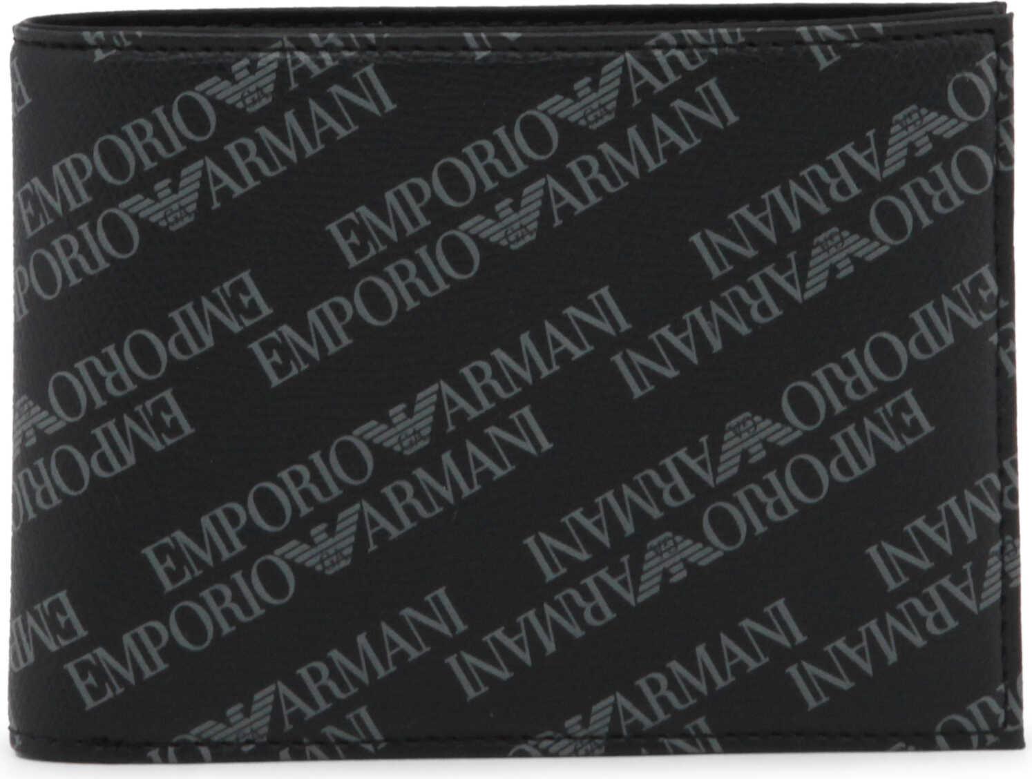 Emporio Armani Y4R166 Black