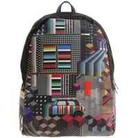 Rucsacuri Paul Smith Multicolor Geometric Printed Backpack
