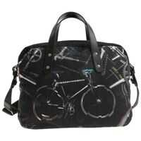 Genti de Laptop & Serviete Paul Smith Paul's Bike Print Messenger Bag