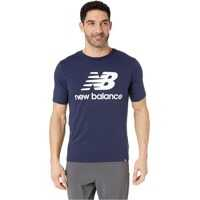 Tricouri New Balance Essentials Stacked Logo Tee