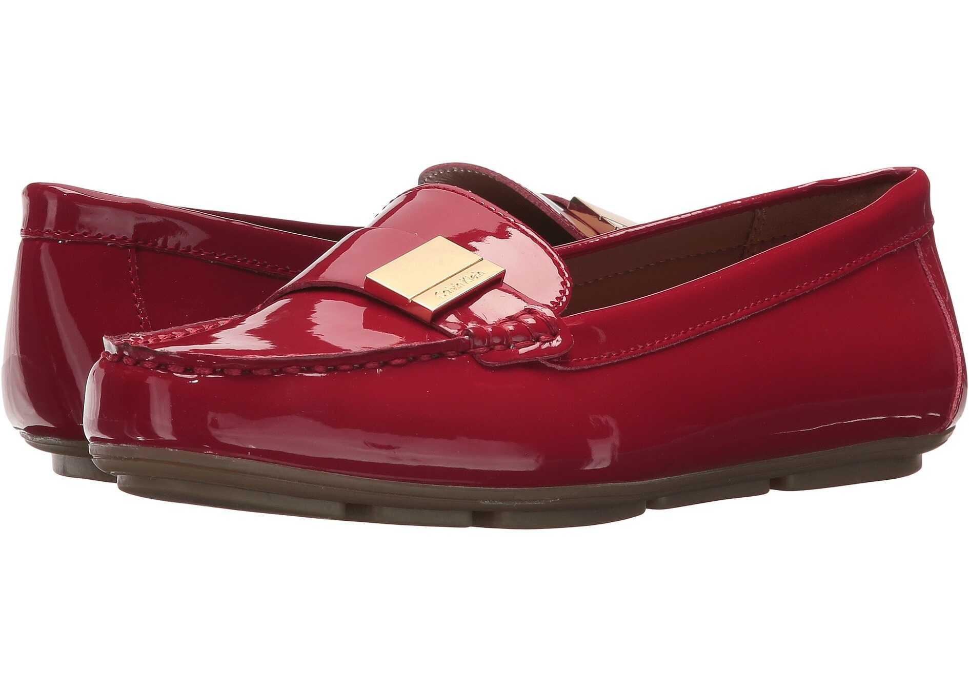 Calvin Klein Lisa Crimson Red