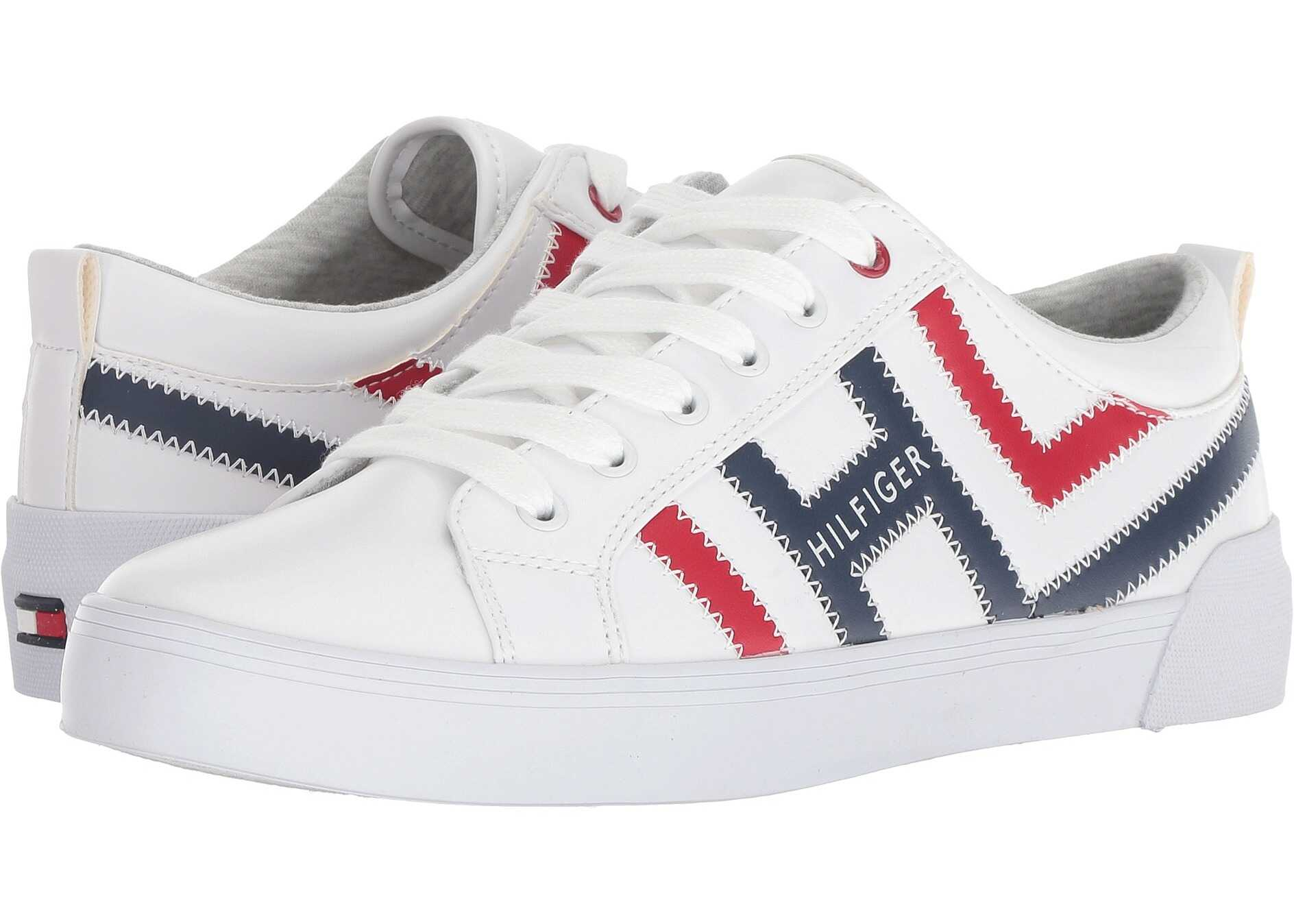 Tommy Hilfiger Pema White/Silver