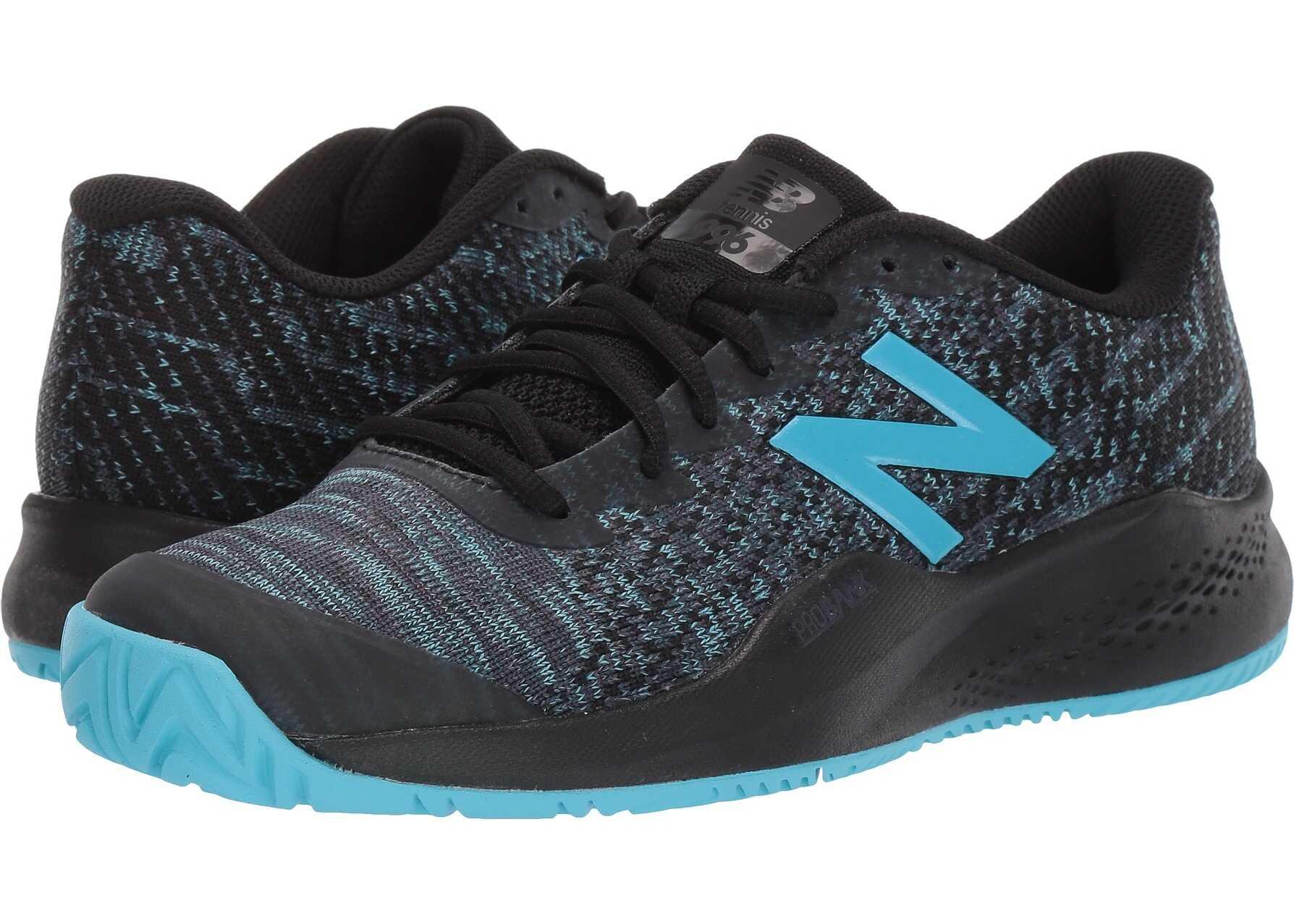 New Balance 996v3 Black/Bayside