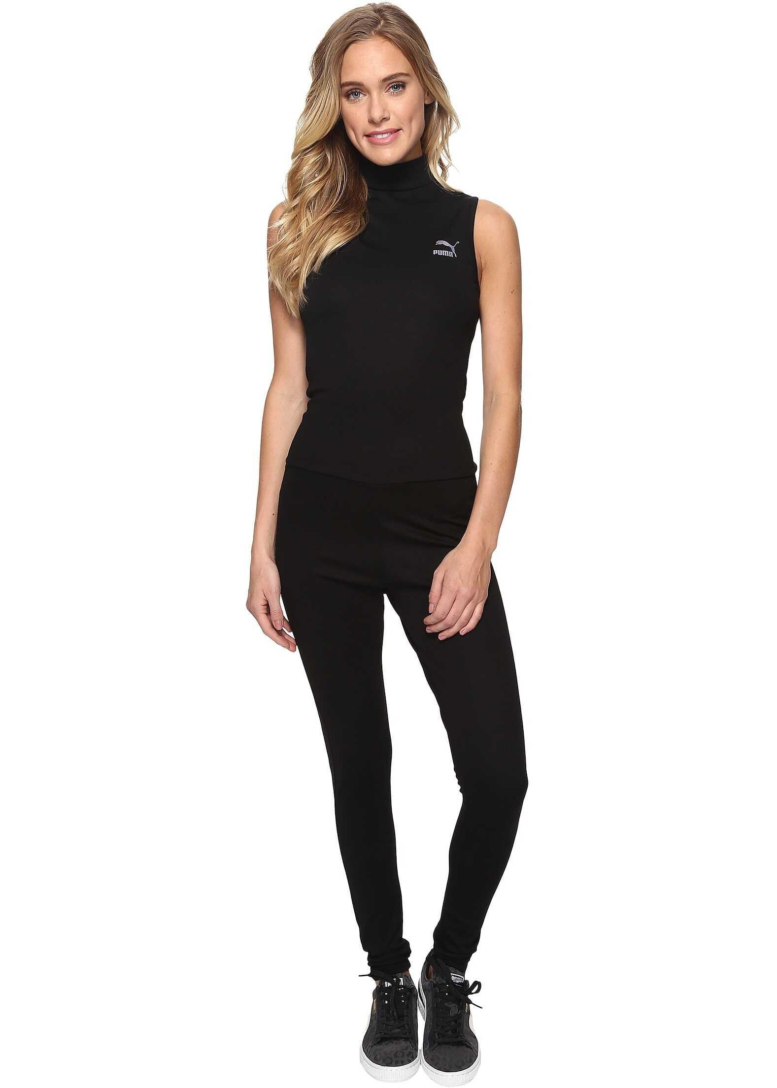 PUMA T7 Jumpsuit Black