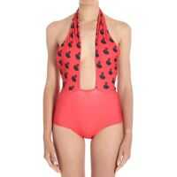 Costume de Baie Red Swan Swimsuit Femei