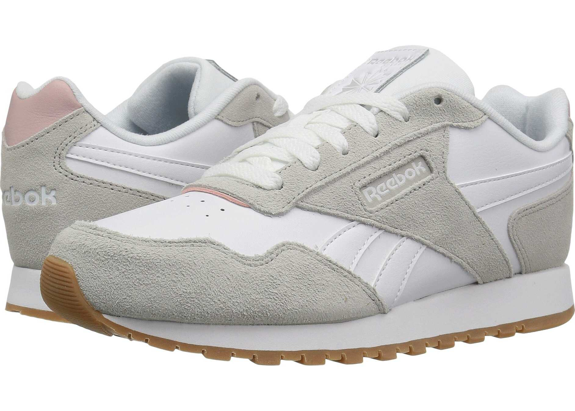 Reebok Classic Harman Run Steel/White/Shell Pink/Gum