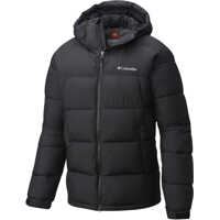 Geci de iarna Pike Lake Hooded Jacket-Black* Barbati