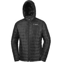 Geci de iarna Titan Ridge Down Hooded Jacket-Black* Barbati