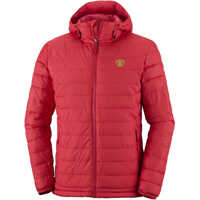 Geci de iarna Powder Lite ™ Hooded Jacket Manchester United-Cherrybomb* Barbati
