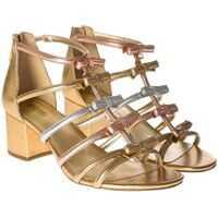 Incaltaminte Michael Kors Golden Veronica Mid Sandals