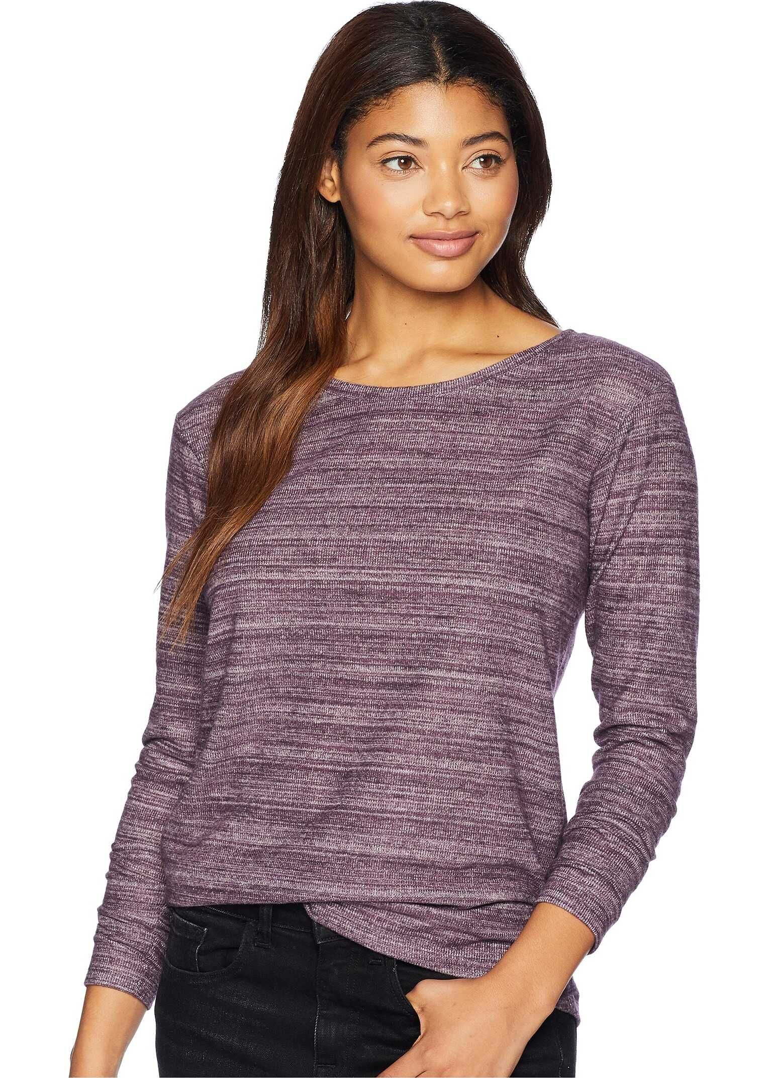 Columbia By the Hearth Sweater Dark Plum