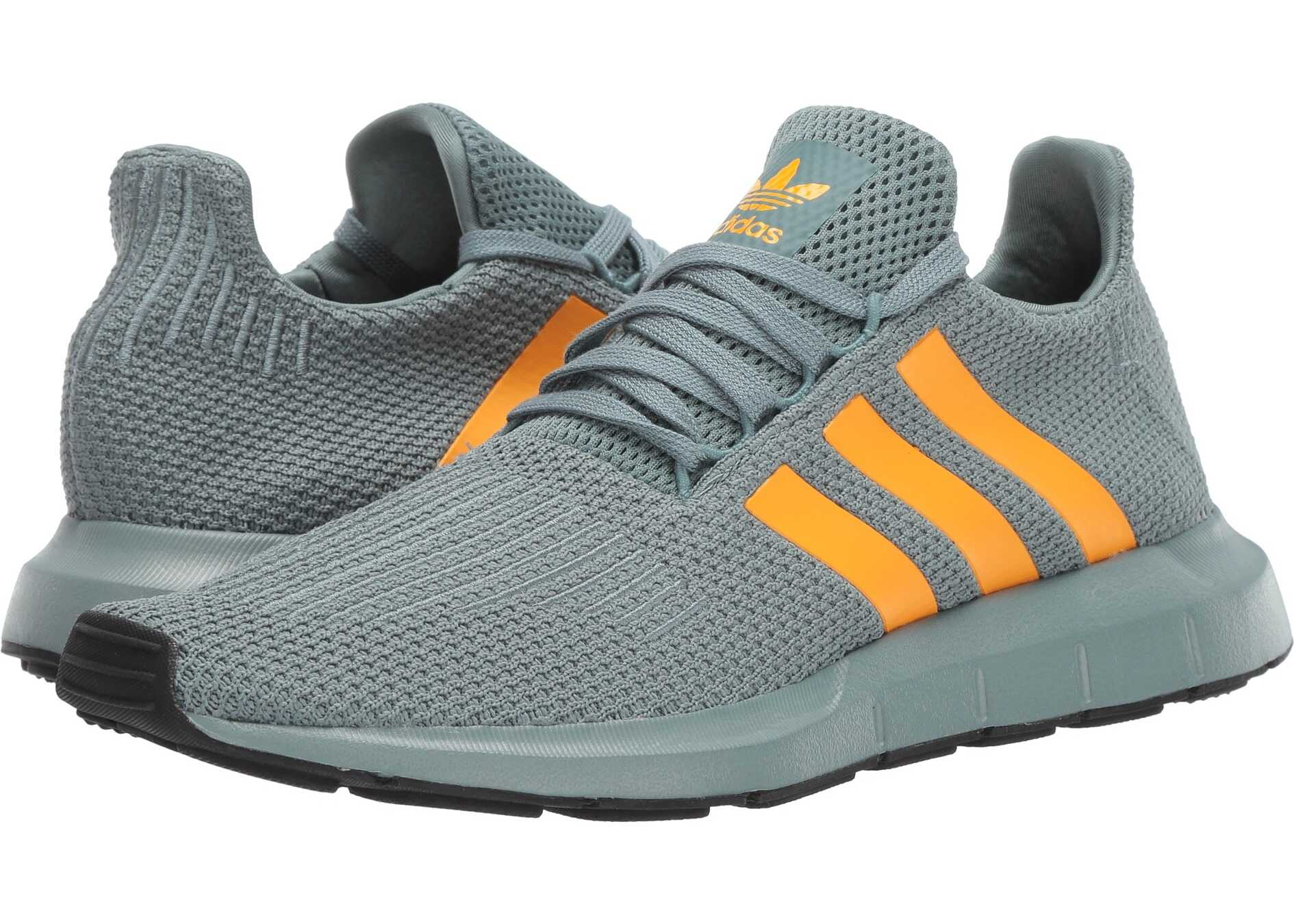 adidas Originals Swift Run Raw Green/Real Gold/Core Black