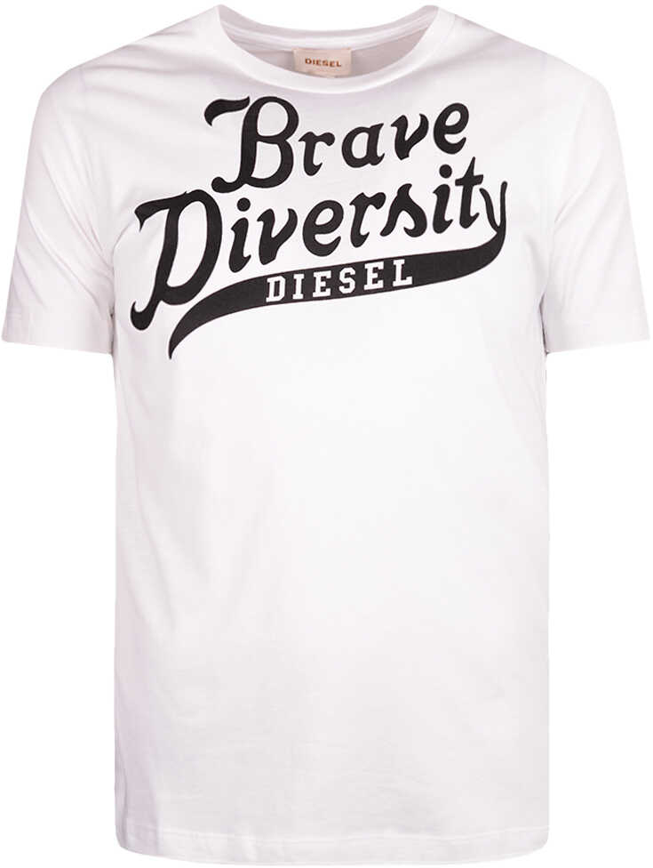 Diesel T-Brave 00S3YC Biały