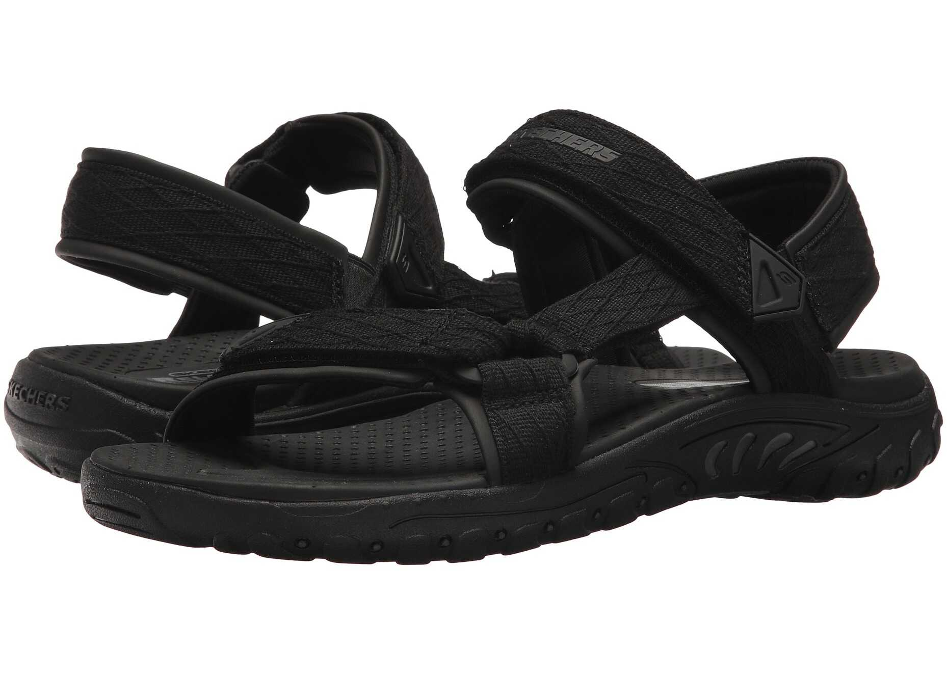 SKECHERS Relaxed Fit®: Reggae - Tulo Black