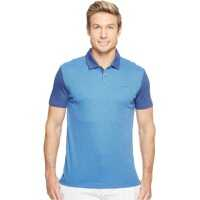 Tricouri Polo Calvin Klein Color Block Lyocel Polo Shirt*