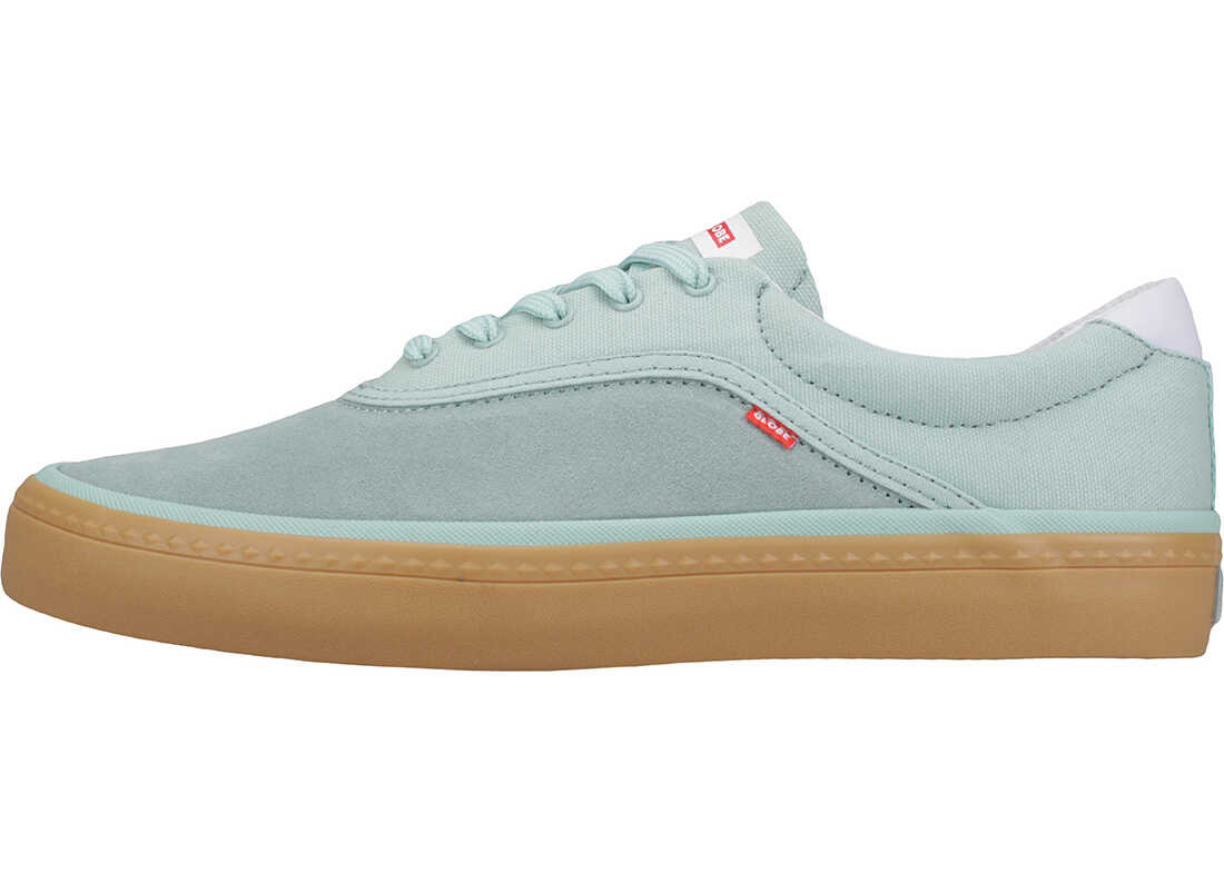 Globe Sprout Trainers In Mint Green