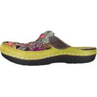 Sandale Billy 52 Sandals In Green Multicolour Femei