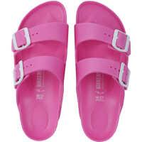 Sandale Arizona Eva Narrow Sandals In Neon Pink Femei